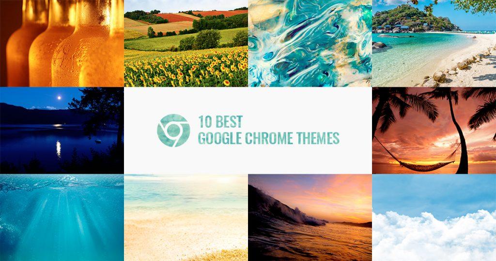 Chromeのおすすめテーマ10選|夏にぴったりな写真系テーマ